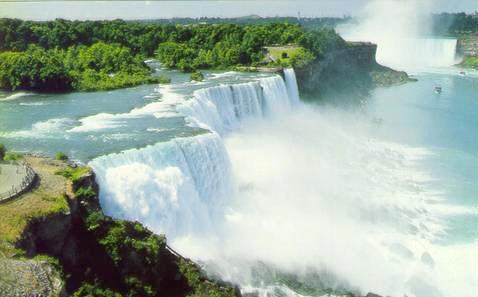 Naturaleza salvaje Niagara-falls